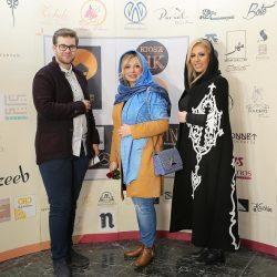 تیپ بازیگران در مراسم بزرگترین رویداد طراحان برتر لباس / تصاویر