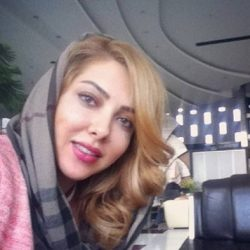 عکی سلفی آسانسوری لیلا اوتادی با تیپ اسپرت