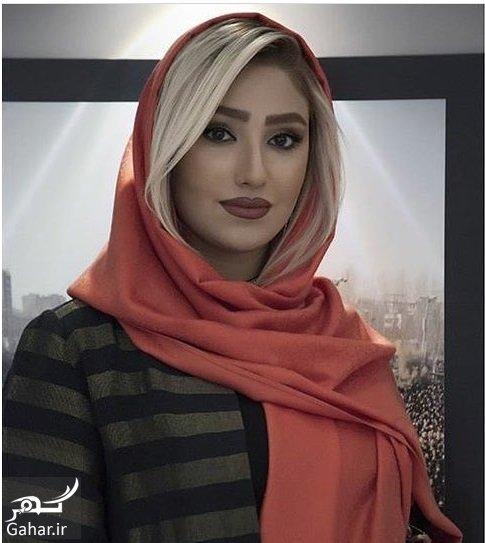 mahsa kashef عکسهای مهسا کاشف بازیگر سریال آنام