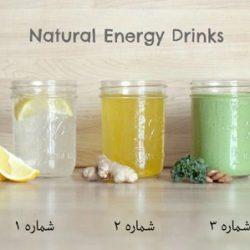 طرز تهیه نوشیدنی انرژی زا در خانه