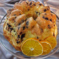 دستور پخت کیک کشمشی