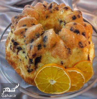 make2 raspberry2 cake1 دستور پخت کیک کشمشی