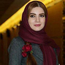 تیپ عجیب بازیگر خانم لیسانسه ها در کنار دکتر زیبایی اش