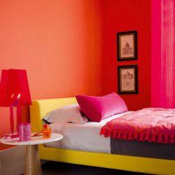 راهنمای انتخاب رنگ برای اتاق از نظر روانشناسی