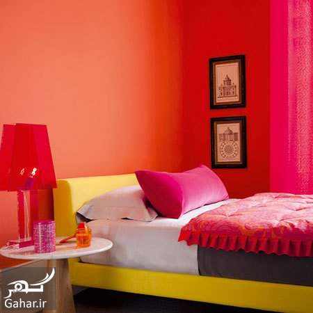 room3 color2 psychology1 راهنمای انتخاب رنگ برای اتاق از نظر روانشناسی