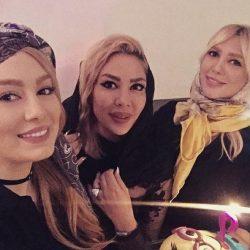 استایل سحر قریشی در جشن تولد دوست صمیمی اش / تصاویر