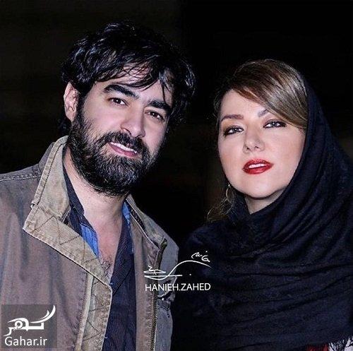 shahab hamsar شهاب حسینی عزادار شد