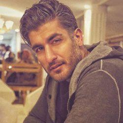 سکته قلبی شهاب مظفری خواننده جوان پاپ / عکس