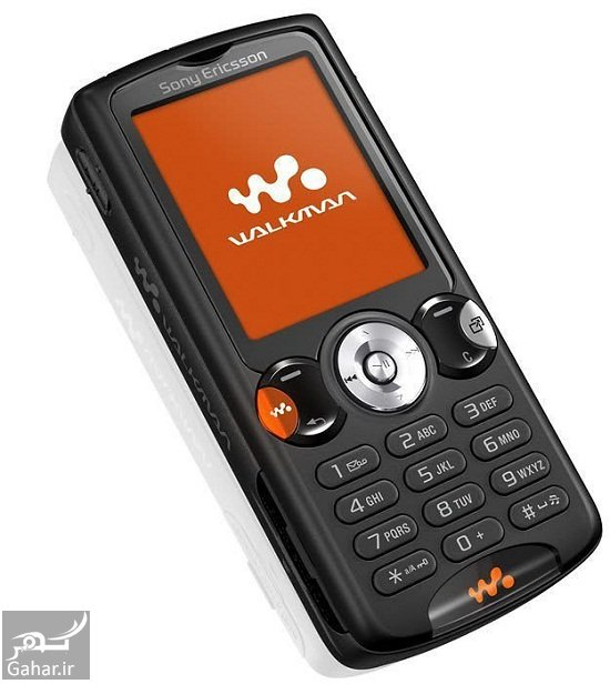 sony ericson w810 خاطره بازی با گوشیهای قدیمی موبایل / عکس