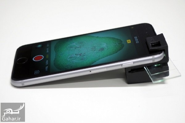 96 12 17enew163 ساخت میکروسکوپ برای گوشی با چاپگر سه بعدی