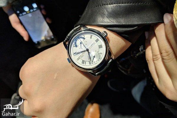 9612 49t421 اولین ساعت مکانیکی هوشمند جهان ساخته شد / عکس