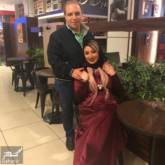 Mahsa kashef عکسهای جدید مهسا کاشف و پدرش
