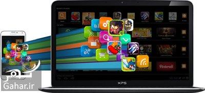 android apps windows1 1 آموزش روش اجرای برنامه اندروید در ویندوز