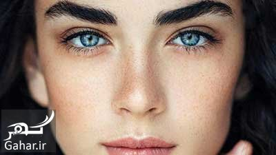 ar4 8502 راهنما و مدل های سایه چشم برای چشم آبی ها