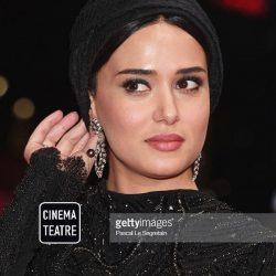 استایل جذاب پریناز ایزدیار در جشنواره فیلم برلین ۲۰۱۸ / ۵ عکس
