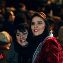 عکسهای بازیگران در اختتامیه جشنواره فیلم فجر ۹۶