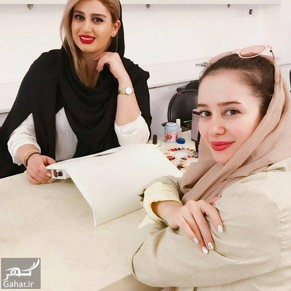 elnaz habibi بیوگرافی النازحبیبی