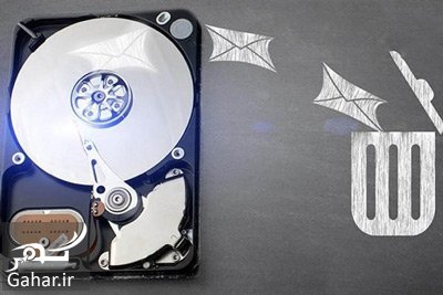 hard drives1 1 آموزش جلوگیری از اشغال شدن فضای هارد در ویندوز