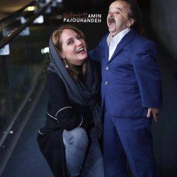 عکسهای دیدنی مهناز افشار و اسدالله یکتا در جشنواره فیلم فجر ۹۶