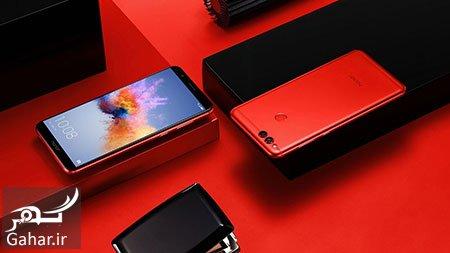 honor 7x smartphone22 رونمایی از گوشی Honor 7X + عکس
