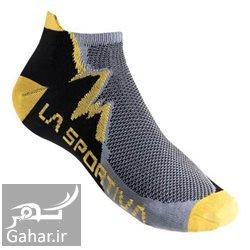 laspotiva climbing socks 1 انواع مدلهای جوراب کوهنوردی