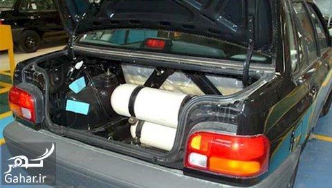 moayene 2gane هزینه معاینه فنی خودرو دوگانه سوز چقدر است؟