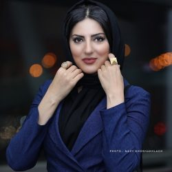 هلیا امامی در اکران خصوصی فیلم (بلوک ۹ خروجی ۲) / ۵ عکس