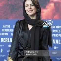 عکسهای لیلا حاتمی در فوتوکال فیلم «خوک» در جشنواره بین المللی برلین