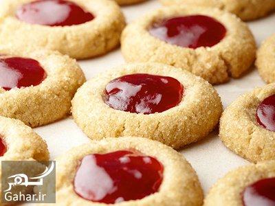 saffron2 cookies2 fruit2 marmalade1 آموزش تهیه شیرینی زعفرانی با مارمالاد