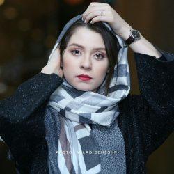 عکسهای شادی کرم رودی در جشنواره فجر ۹۶ + بیوگرافی