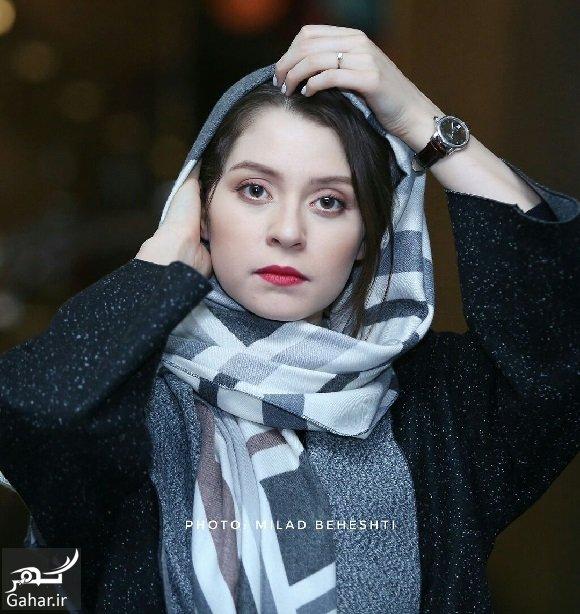 shadi karam rudi عکسهای شادی کرم رودی در جشنواره فجر 96 + بیوگرافی
