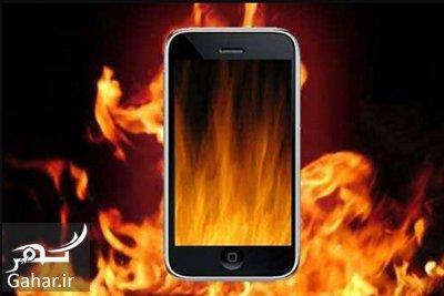 smartphone hot1 2 علت و روش های پیگشیری از داغ شدن گوشی هوشمند