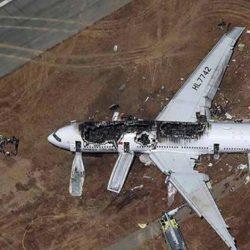سقوط هواپیما در یاسوج ، ۶۶ نفر جان باختند + اسامی