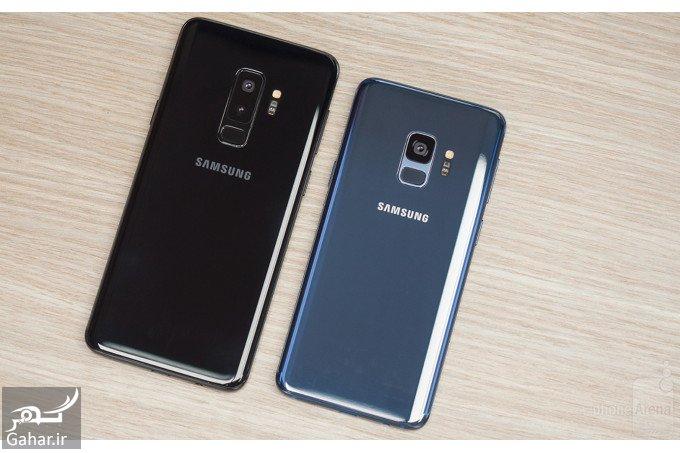 اولین بروز رسانی سامسونگ برای گلکسی S9 و S9+ منتشر شد, جدید 1400 -گهر