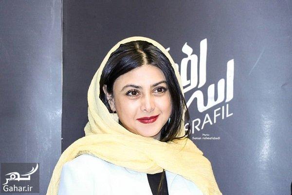 azadeh samadi عکسهای آزاده صمدی در اکران مردمی فیلم اسرافیل