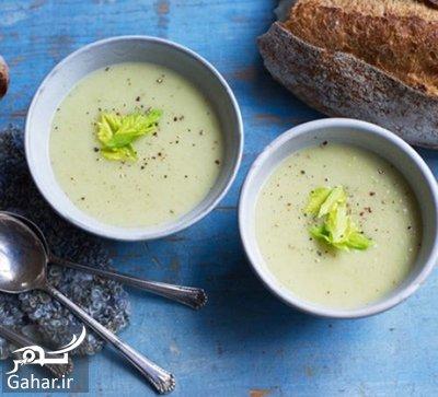 celery1 soup1 دستور تهیه سوپ کرفس