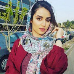 عکسهای هانیه غلامی در تعطیلات نوروز ۹۷
