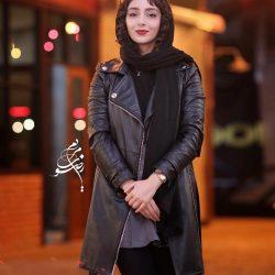 استایل هستی مهدوی در اکران مردمی فیلم اسرافیل / ۶ عکس