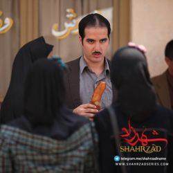 بازیگر نقش اصغری در سریال شهرزاد + بیوگرافی پاشا جمالی