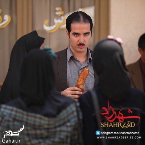 pasha jamali بازیگر نقش اصغری در سریال شهرزاد + بیوگرافی پاشا جمالی