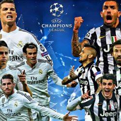 زمان بازی رئال و یوونتوس یک چهارم نهایی لیگ قهرمانان اروپا, جدید 1400 -گهر