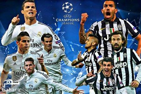 real uve زمان بازی رئال و یوونتوس یک چهارم نهایی لیگ قهرمانان اروپا