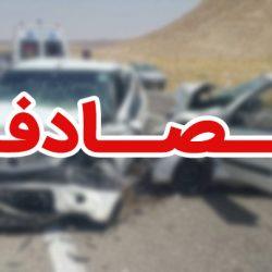 تصادف عجیب و غیرممکن در ایران / عکس