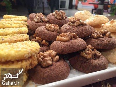 walnut3 cookie3 آموزش تهیه شیرینی گردویی