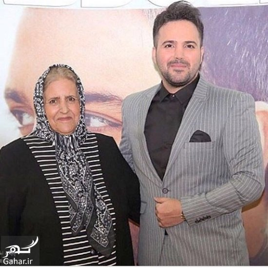 ali abdolmaleki علی عبدالمالکی خواننده ایرانی داغدار شد