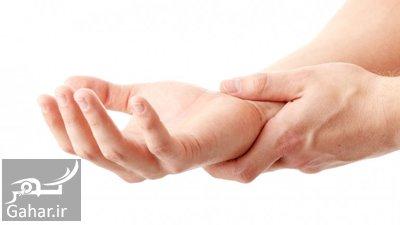causes pain1 1 علل درد مچ دست چیست + روش درمان