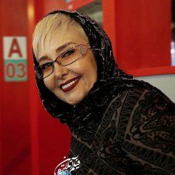 استایل متفاوت کتایون ریاحی در جشنواره جهانی فیلم فجر / تصاویر