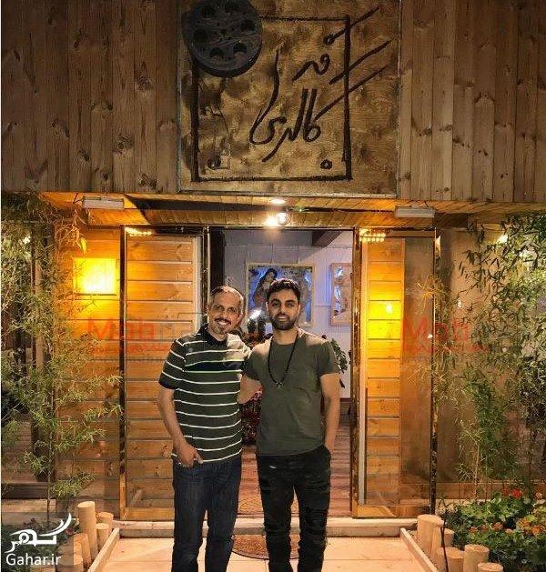 gallery cofe آدرس کافه جواد رضویان + عکس