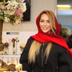تیپ متفاوت سمانه پاکدل در افتتاحیه یک کلینیک / ۳ عکس