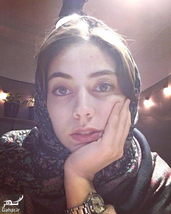 niloofar rajaeifar عکسها و بیوگرافی نیلوفر رجایی فر بازیگر داعشی پایتخت